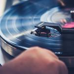 Lektion 187: Vinyl-Platte