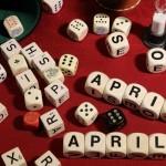 LEKTION 253: April, April