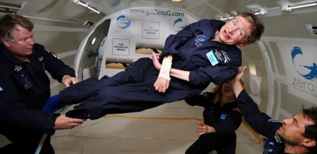 LEKTION 299: Stephen Hawking